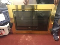 Glass fireplace door Upper Marlboro, 20772