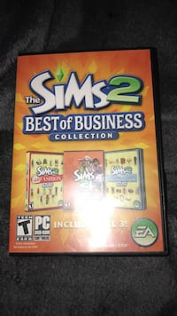 The Sims 2 Best of Business expansion pack