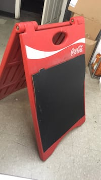 red and black wooden board London, N6A 5M1