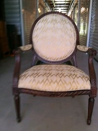 Antique carved wood chair  Dallas, 75252