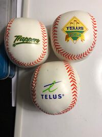 Three trappers balls  Edmonton, T6T 0A5
