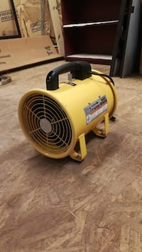 "Garage Portable Ventilator 8"" - Used Once NEWCASTLE"