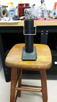 Trailer Tongue Jack Stand, 2 inch ID