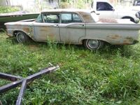 1959 ford  Rogers, 72758