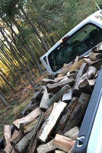 8ft Truck bed loads of firewood