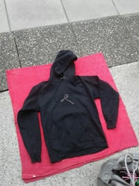 black and red Nike pullover hoodie Surrey, V3R