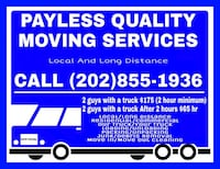 Long distance moving Services Call today  Springfield, 22151