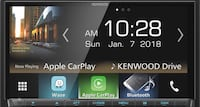 Kenwood DMX7704S with Apple CarPlay and Android Auto Bethesda, 20817