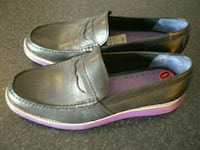 new Cole haan grey black penny loafers 10M Toronto, M5V 3W1