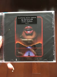 Gossip CD by Sleeping With Sirens Mississauga, L5W 0B6