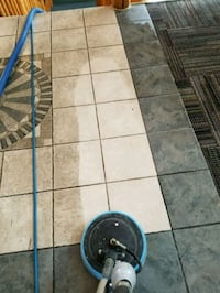 Tile and grout cleaning Calgary
