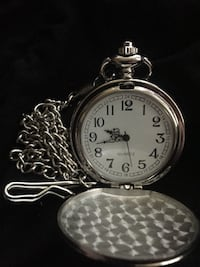Dr. Who Metal Pocketwatch