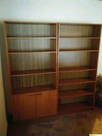 2 Wooden Bookcases Nevada City, 95959