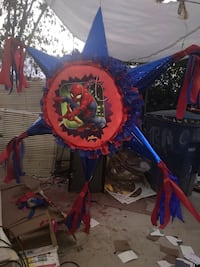 SPIDER-MAN PIÑATA DM US FOR CUSTOM ORDERS Riverside, 92504