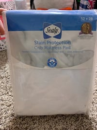 Seally Stain Protection Crib Mattress Pad Baltimore, 21234