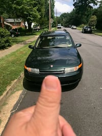 black 5-door hatchback Springfield, 22151