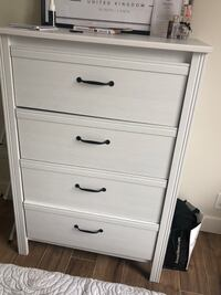 IKEA chest of drawers Vancouver, V6G 1L3