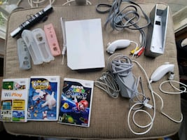 Wii console collection