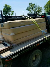 Single mattresses and box spring Mexico, 13114