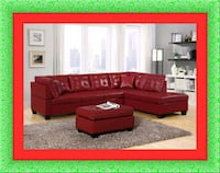 Cardinal sectional free delivery Ashburn, 20147