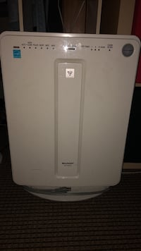 Air purifier with filter Surrey, V3V 1B4