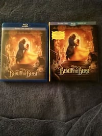 two The Lord of the Rings DVD cases Las Vegas, 89101