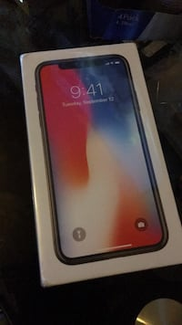 iPhone X unlocked  Inkster, 48141