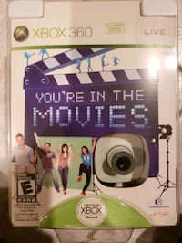 YOUR IN THE MOVIES XBOX 360 Vaughan, L4L 1A5