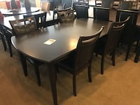 Wooden Dining Table With Chairs Phoenix, 85018