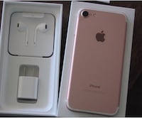 gold iPhone 7 with box Knoxville, 37931