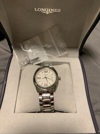 Longines watch Vaughan, L6A 2X6