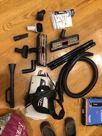 Simplicity Sport Compact Vacuum Cleaner - Used