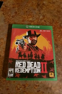 Red Dead Redemption 2 XBOX ONE Tampa, 33619