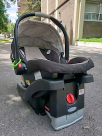 Baby car sit with booster  Toronto, M5R 2M6