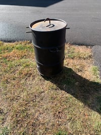 Pit  Barrel Ugly Drum Smoker