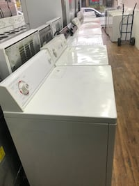 white top-load clothes washer Montreal, H2A 1G8