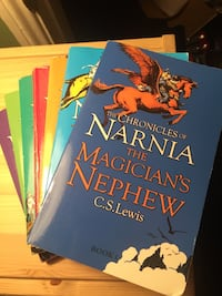 Chronicles of narnia book set Los Angeles, 90248
