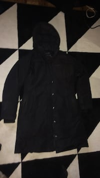 Women's large Black North Face Winter jacket