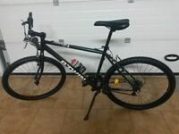 mountain bike hardtail bianco e nero  Bari