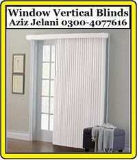 Window Vertical Blinds Lahore