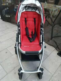 2012 Uppababy Vista in Denny Red Markham, L3S 2X1