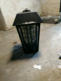 black and gray space heater Columbus, 43204