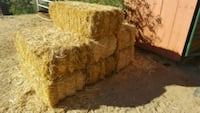 Straw bales for holiday decoration  Moreno Valley, 92557