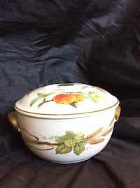 Porcelain Bowl: Royal Worcester Fine Porcelain, Quality China and Dinnerware Colorado Springs, 80908