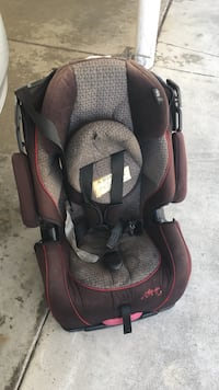 Alpha omega elite recliner car seat my son is getting to big for this still in decent condition bought it brand new for $79