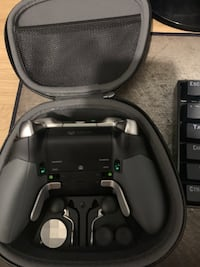 Xbox elite controller! With box  Arlington, 22203