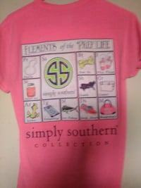 Ladies size small simply southern t-shirt $5.00 Spartanburg, 29303