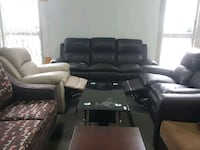 3 piece recliner sofa sets for sale in leather Toronto, M9V 3Y6