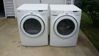Frontload washer and dryer with warranty  Charlotte, 28213