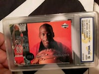 1994 Upper deck Rare Air #j2 Michael Jordan Panama City, 32405